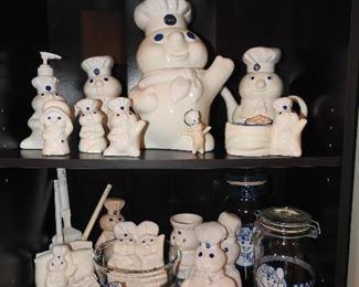 Pillsbury Dough Boy Collection