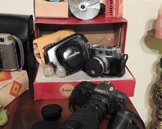 More Cameras