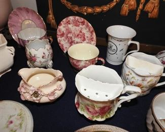 Assorted China...Vintage & Newer