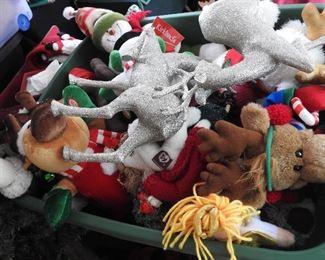 So Many Cute Christmas Animals