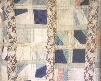 Antique Quilt, cutter