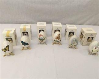 Goebel Annual Eggs 1990-1995 6 Piece https://ctbids.com/#!/description/share/171519