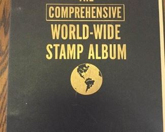 Three Volumes of Worldwide Stamps        https://ctbids.com/#!/description/share/171564