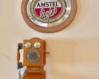 Crosley wall mount phone
