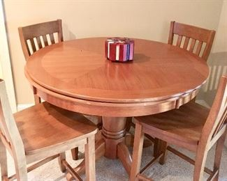Game table (with flip top)