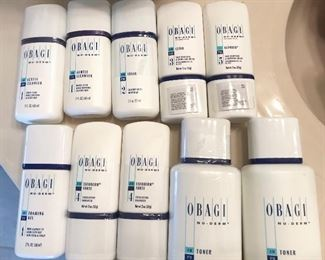 New Obagi skin care set