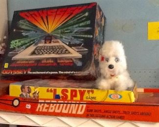 Vintage Toys and Games, Odyssey 2 System