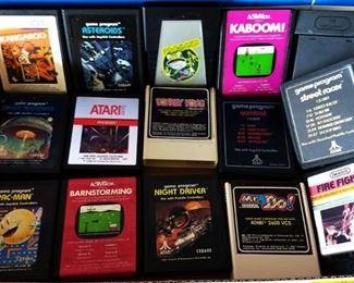 Dozen+ Vintage Computer Games