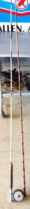Vintage Fishing Rods/Reels