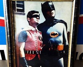Batman & Robin!