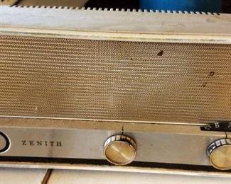 1960s Zenith Radio