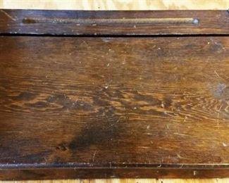 Wood Lap Writing Desk