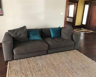 Scandinavian Designs modern couch