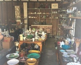 Collectables in garage. MUST GO!!!
