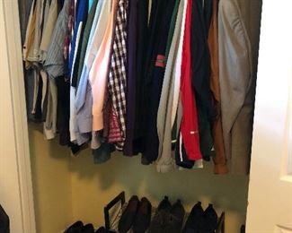 Men's Clothes and Shoes
