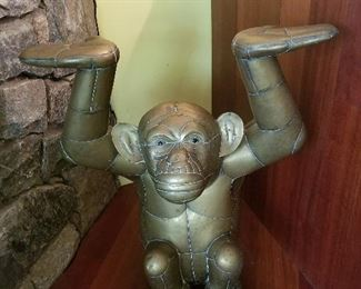 brass monkey table support