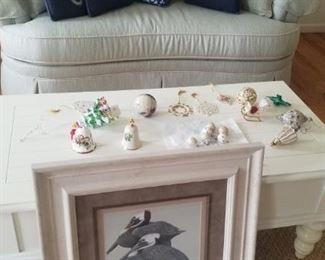 Lenox Ornaments!