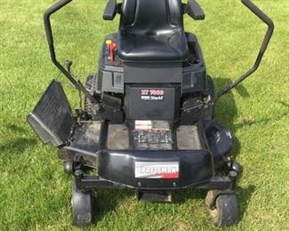 Craftsman ZT7000 Zero Turn Mower