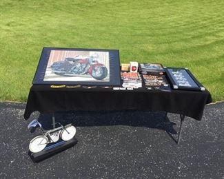 Harley Davidson Memorabilia