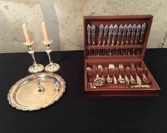 Silverplate Set