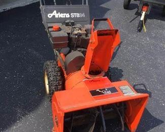 Ariens ST824 Snow Blower