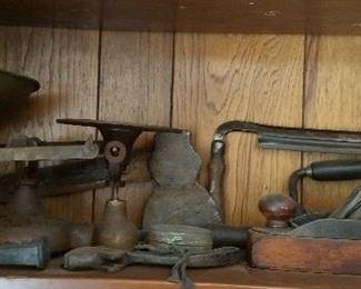 some antique tools