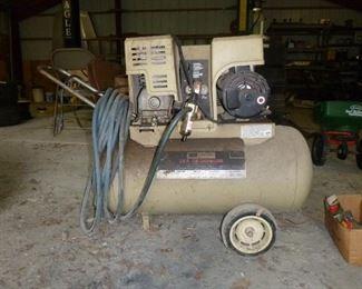 20 gal 2hp air compressor