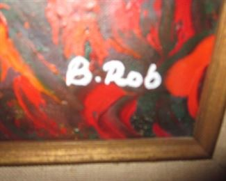 B. Rob Wall Art