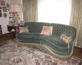 Carlton House Sofa