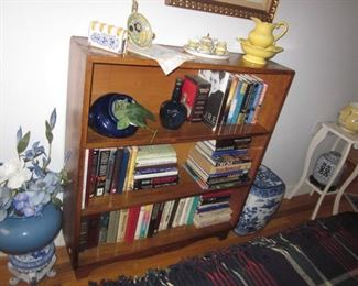 Books shelving and more