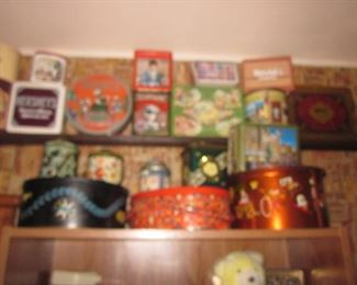Tons of Tins