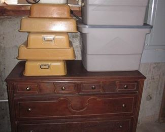 Antique Dressers and more