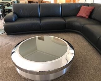 Gary John Neville Cocktail/Coffee Table Flying Saucer