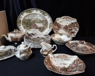 Johnson Brothers Olde English Countryside China