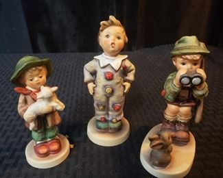 Hummel figurines Goebel Germany