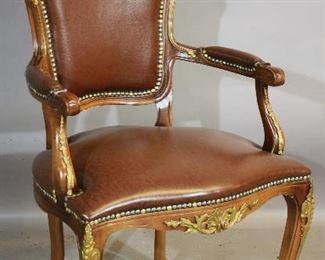 French Louis XV Arm Chair