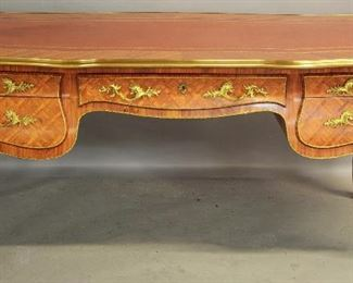 French Louis XV Style 20th Century Desk