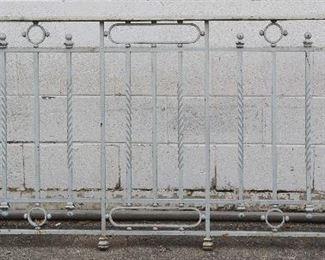 French Iron Balcony
