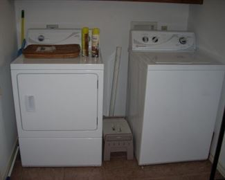 Speed Queen Washer and Dryer - priced separately
