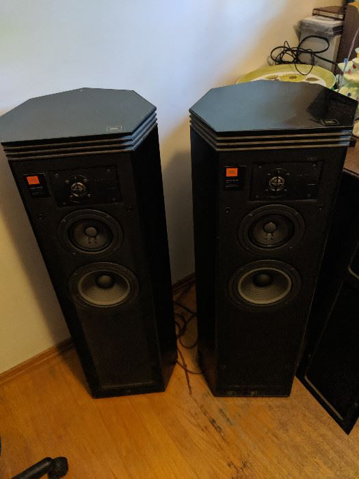 Anaheim CA JBL HP 250 speakers | Audiokarma Home Audio Stereo