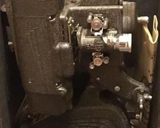 8mm AmPro Precision projector