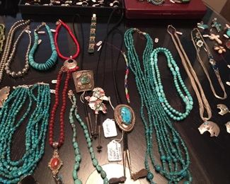 TURQUOISE & STERLING