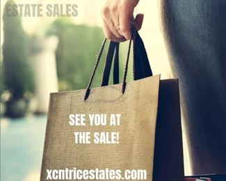 SEE YOU AT THE SALE