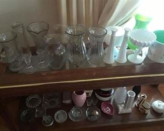 Glassware, Ceramic Ware