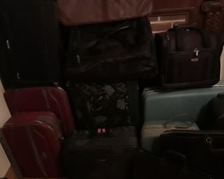 Luggage (Rolling and Carry)