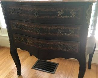 Beauty and the Beast dresser