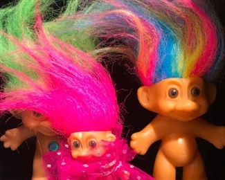 TROLL DOLLS! You need these!