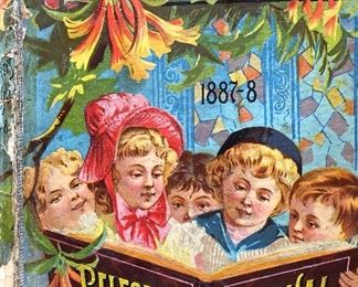 120 years later and this book still has color for days.