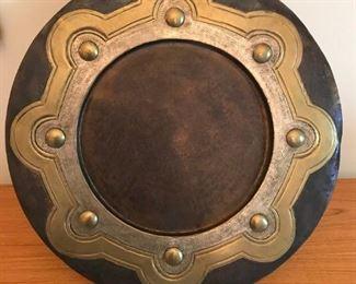 Large designer decorative platter