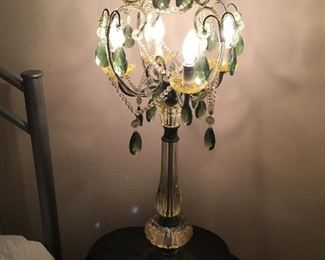 Beautiful table lamp Original price: $225 Sale price :$50